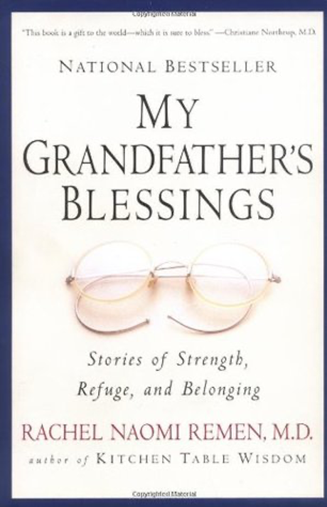 My Grandfather's Blessing book