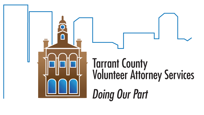 Tarrant County Volunteer Attorney Services logo